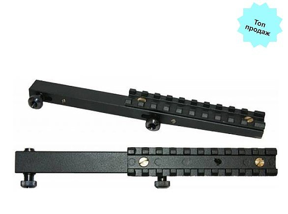 Переходник на Weawer с вентилируемой планки 6мм-8мм
