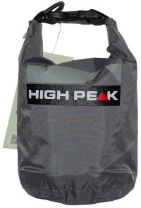 Гермомешок High Peak XXXS 1L (Gray)