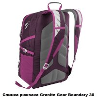 Рюкзак городской Granite Gear Boundary 30 Flint/Black