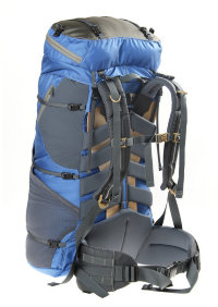 Рюкзак туристический Granite Gear Nimbus Trace Access 85/85 Rg Blue/Moonmist