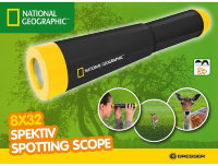 Подзорная труба National Geographic Pirate Scope 8x32