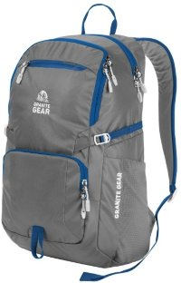 Рюкзак городской Granite Gear Marais 30 Flint/Enamel Blue